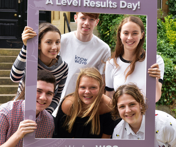 A level results at Wolverhampton Grammar School