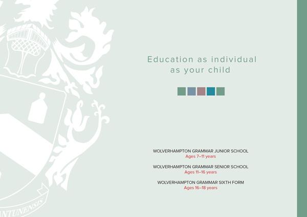 Junior and Senior School prospectus