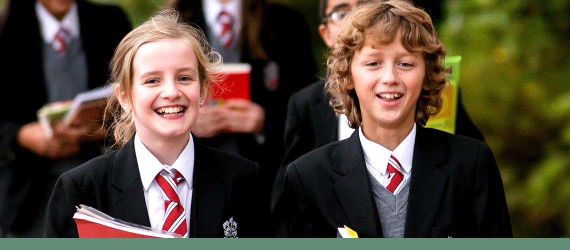 Wolverhampton Grammar School students