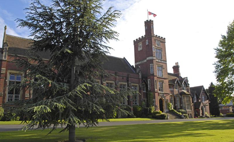 Wolverhampton Grammar School building