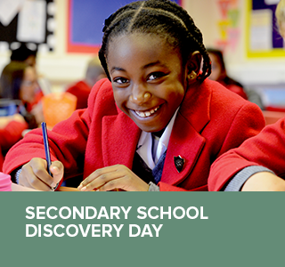 Secondary School Discovery Day - Wolverhampton Grammar School