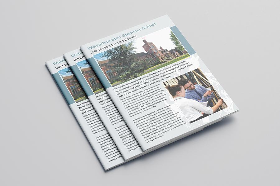 Wolverhampton Grammar School Brochure