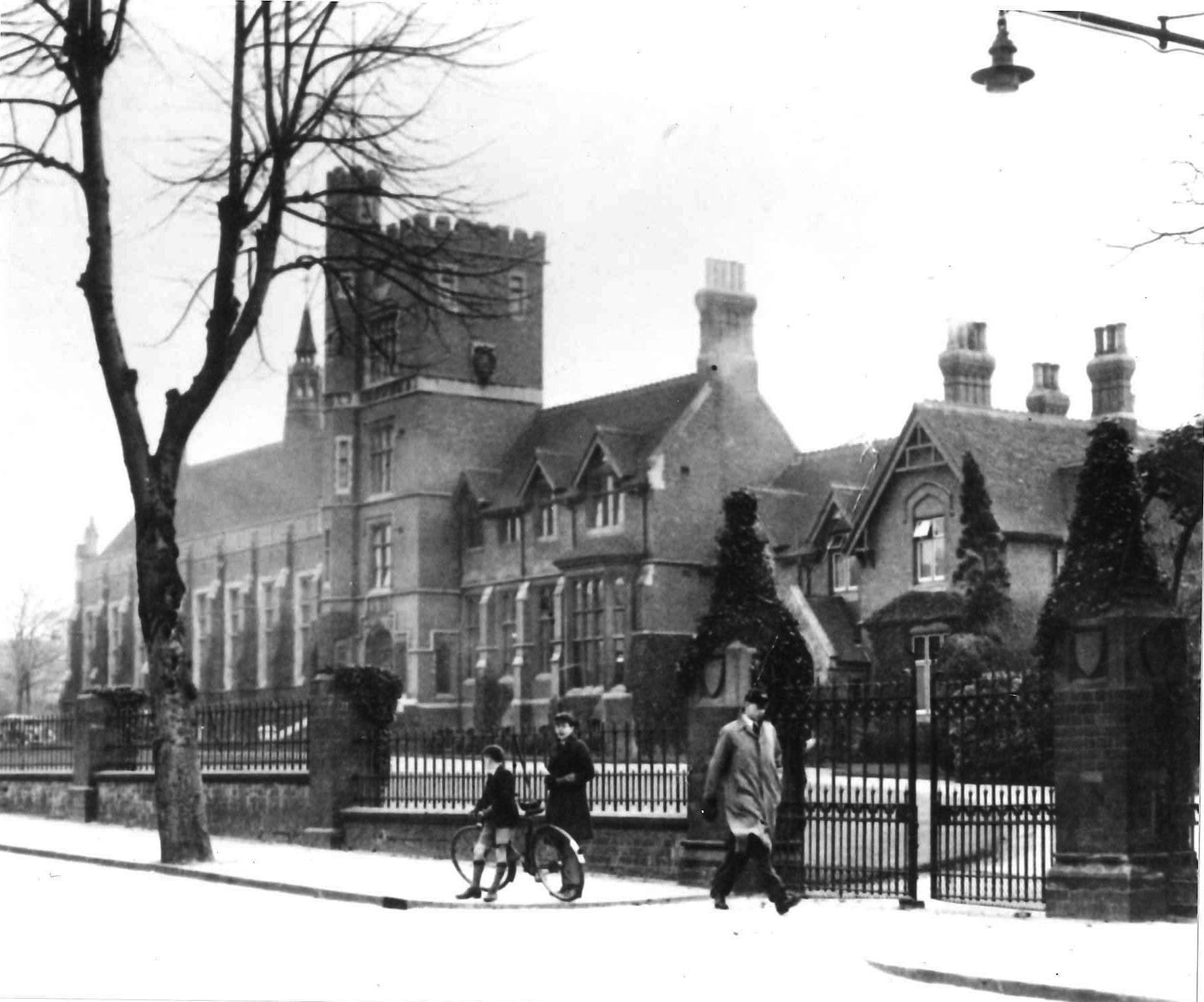 Wolverhampton Grammar School's history