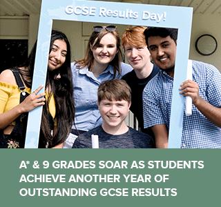 GCSE results at Wolverhampton Grammar School