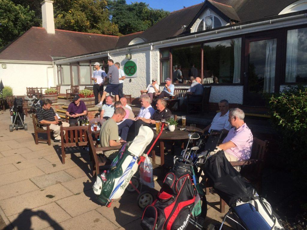Old Wulfs Sports Festival Golf Day 2017