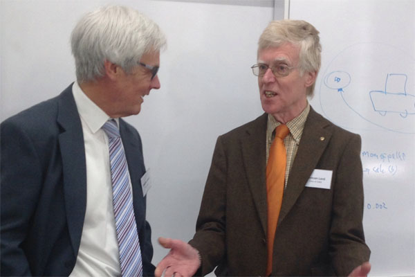 Keith Morrison (OW 1967) Classes of 1966-68 Reunion