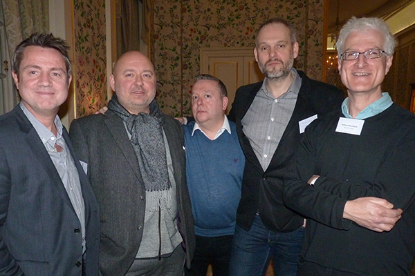 London Reunion February 2016