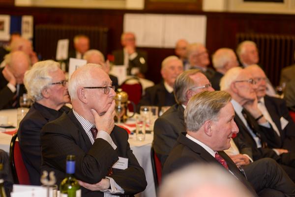 Old Wulfrunians Association Dinner 2017