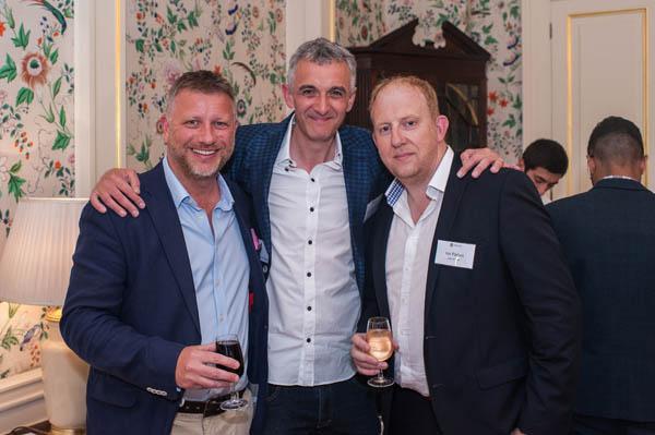 London Reunion 2017