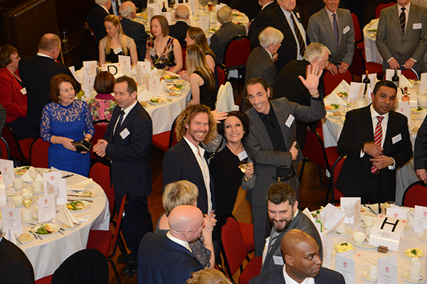 Old Wulfrunians Association Annual Dinner 2015