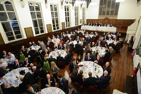 Old Wulfrunians Association Annual Dinner 2016