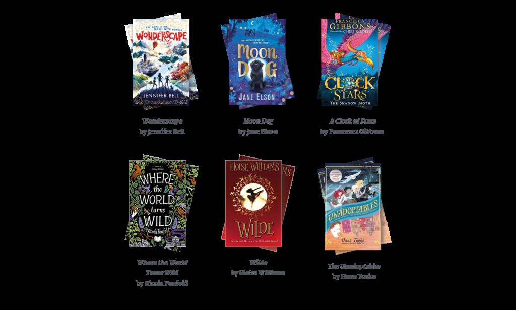 Wolverhampton Children's Book Award 2020 Shortlist