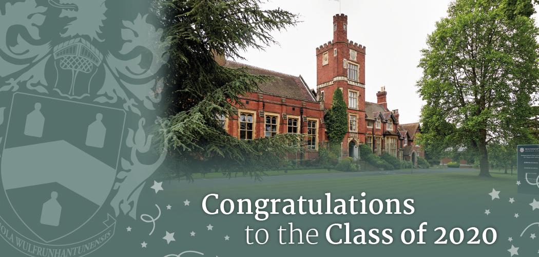 Top Grade Success for Wolverhampton Grammar School
