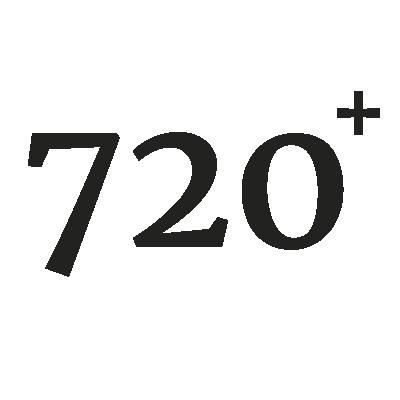 720+ students